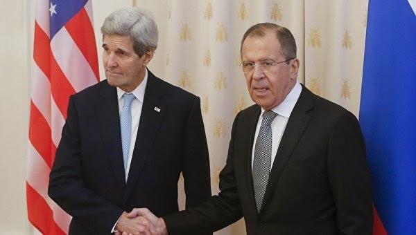 John Kerry: Mỹ hiện tại không muốn lật đổ Assad ảnh 1