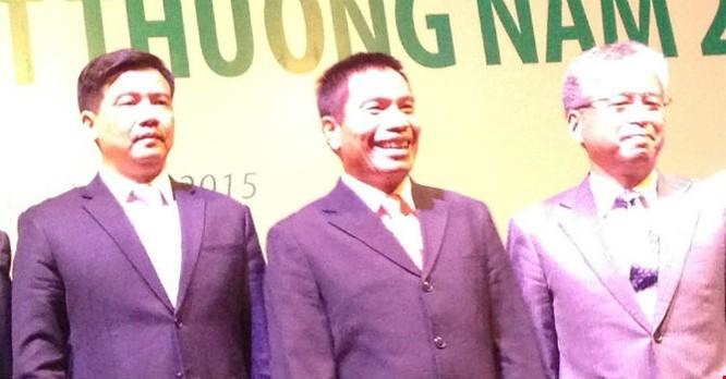 Người Vietcombank nắm giữ các vị trí chủ chốt trong HĐQT mới của Eximbank ảnh 1