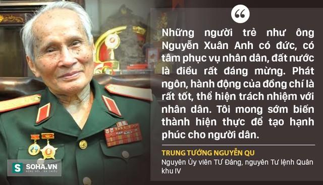 Sau 60 ngày nhậm chức: Ông Nguyễn Xuân Anh đã nói gì và làm gì? ảnh 10