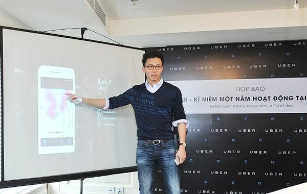 Uber Việt Nam phát triển mạnh, thu hút hơn 10.000 lái xe Việt tham gia ảnh 1