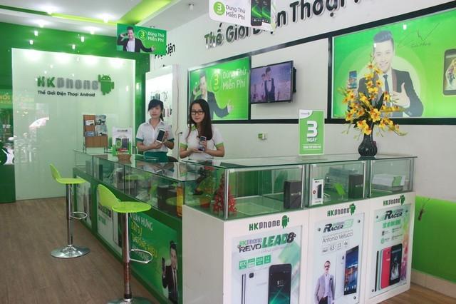 Smartphone Việt đang đưa nhau đi trốn? ảnh 2