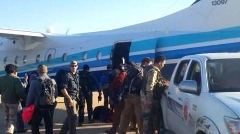 Lính Mỹ vừa tới Lybia đã bị 'đuổi' về ảnh 1
