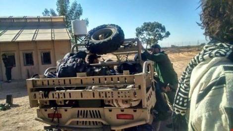 Lính Mỹ vừa tới Lybia đã bị 'đuổi' về ảnh 2