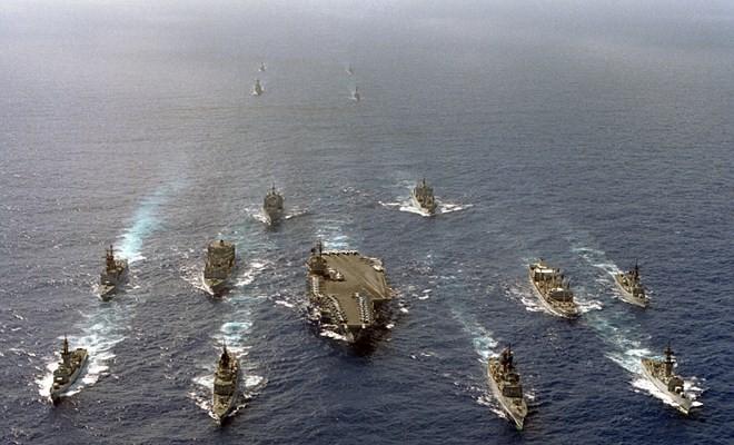 Hạm đội tàu ngầm Trung Quốc có năng lực đe dọa các tàu sân bay Mỹ? ảnh 1