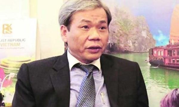 Đại sứ Việt Nam tại Ấn Độ Tôn Sinh Thành, ảnh: The Indian Express.