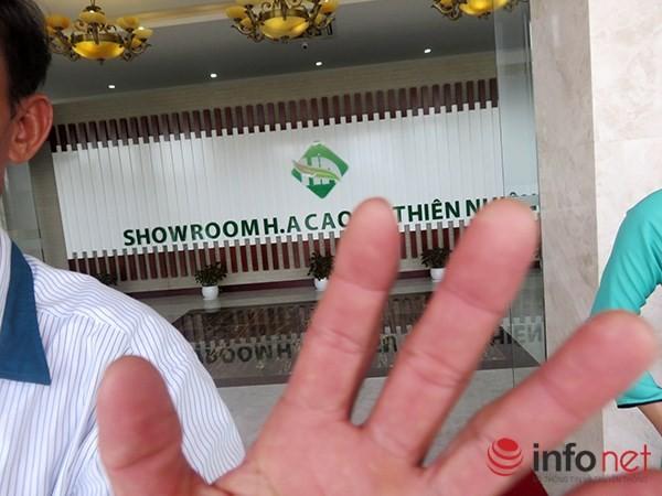 Đà Nẵng: Xuất hiện showroom cấm cửa khách Việt, chỉ đón khách Trung Quốc! ảnh 5