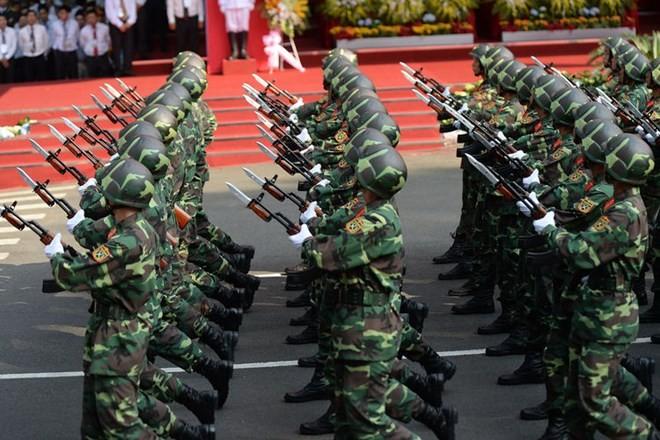 Sức mạnh quân sự Việt Nam 2015 tăng 2 bậc, đứng thứ 21 thế giới ảnh 1