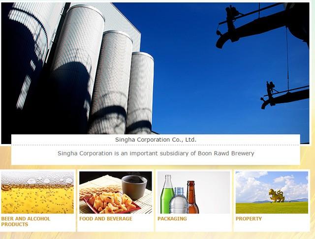 Chân dung Singha - hãng bia Thái Lan rót 1,1 tỷ USD vào Masan ảnh 1