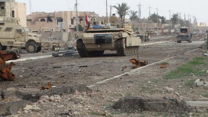 Phiến quân IS tử thủ ở Ramadi, dùng thường dân làm lá chắn ảnh 2