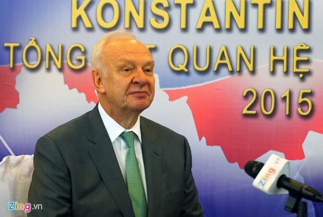 Nga sẵn sàng hợp tác với VN để ổn định tình hình Biển Đông ảnh 1
