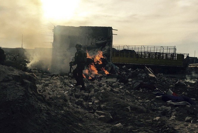Hình ảnh Ramadi sau khi được giải phóng khỏi IS ảnh 11