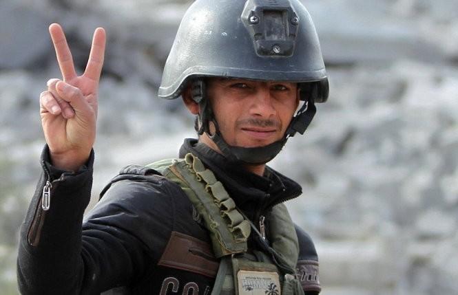 Hình ảnh Ramadi sau khi được giải phóng khỏi IS ảnh 3