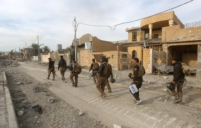 Hình ảnh Ramadi sau khi được giải phóng khỏi IS ảnh 5
