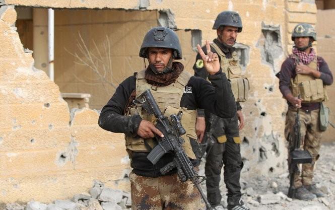Hình ảnh Ramadi sau khi được giải phóng khỏi IS ảnh 8
