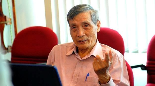 Chuẩn đô đốc Lê Kế Lâm. Ảnh: Tuổi trẻ