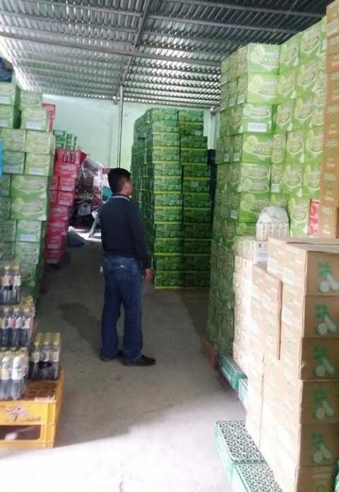 64 chai Dr. Thanh có cặn: Đại lý phân phối của Tân Hiệp Phát... bị phạt ảnh 1