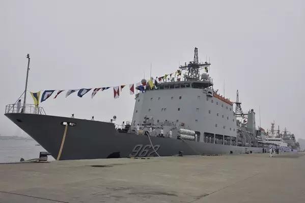 Sức mạnh 3 tàu vừa gia nhập hạm đội Nam Hải của Trung Quốc ảnh 2