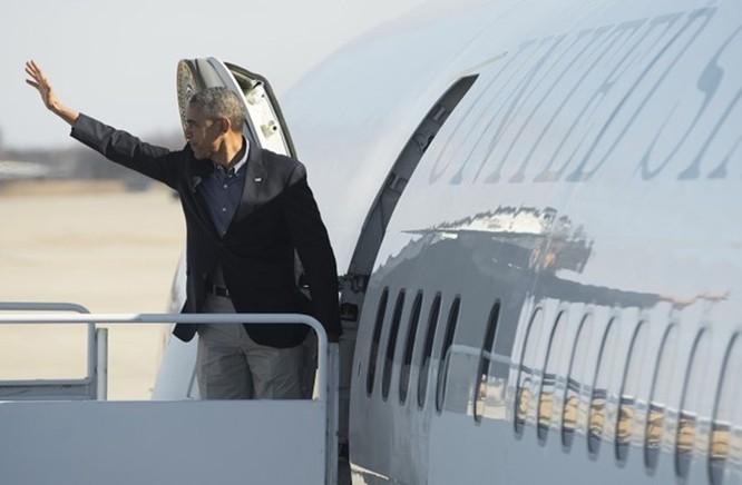 Năm 2016, Tổng thống Mỹ thăm Việt Nam, Cuba ảnh 1