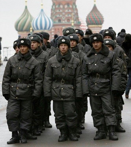 Cảnh sát nước ngoài được trang bị vũ khí thế nào? ảnh 6