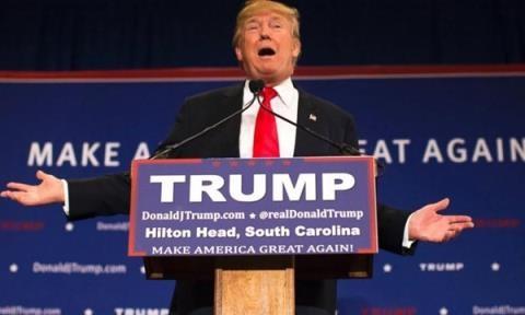 Ông Donald Trump vô tình trở thành