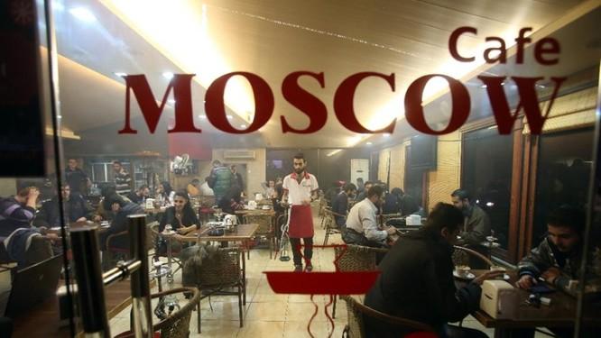 Chuyện về 'phố Nga' ở Syria ảnh 2