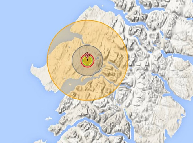 12 vụ thử hạt nhân mạnh nhất thế giới ảnh 1