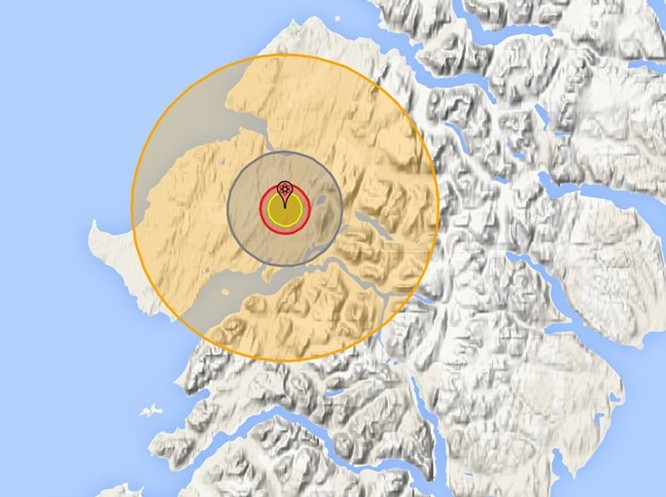 12 vụ thử hạt nhân mạnh nhất thế giới ảnh 4