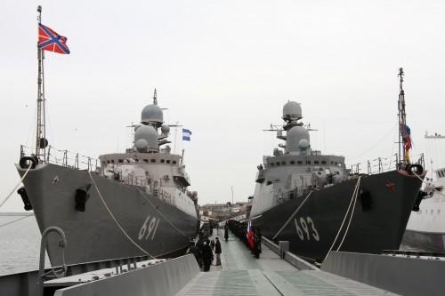 Hạm đội Caspian thử hệ thống radar vượt đường chân trời ảnh 2