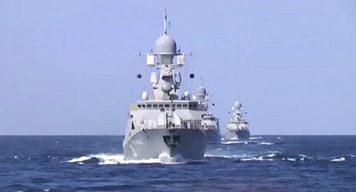 Hạm đội Caspian thử hệ thống radar vượt đường chân trời ảnh 1