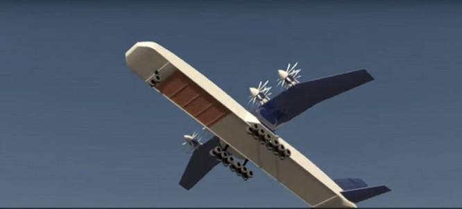 Boeing sáng chế tàu bay chở container ảnh 3