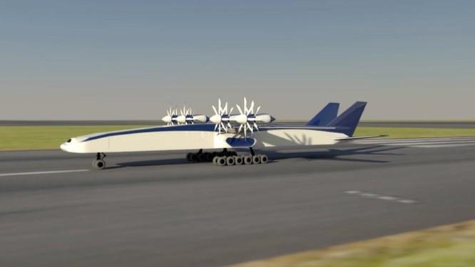 Boeing sáng chế tàu bay chở container ảnh 4