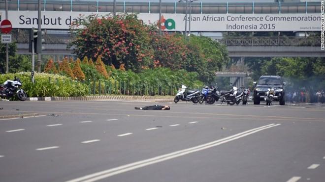 Tổ chức nào đứng sau vụ tấn công liên hoàn ở Jakarta? ảnh 1