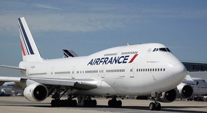 Air France cho máy bay chở khách Boeing 747...nghỉ hưu ảnh 1
