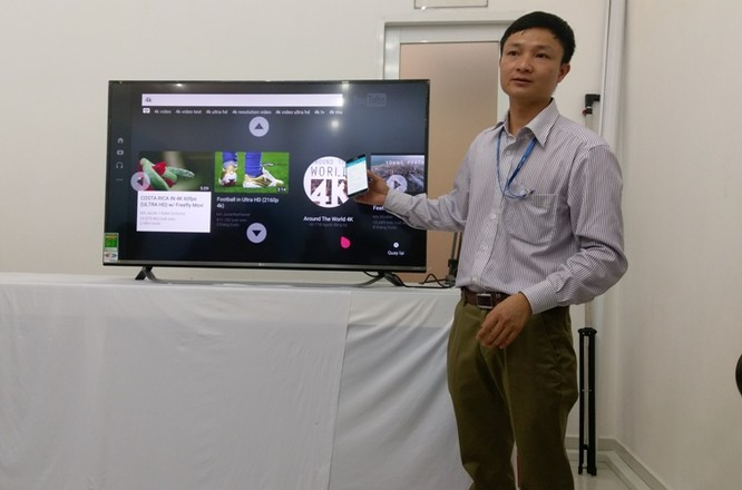 VinaPhone thử nghiệm 4G tốc độ đạt xấp xỉ 600Mbps tại TP.HCM ảnh 5