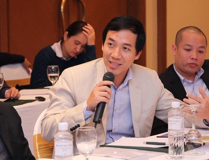 Ông Hồ Chí Dũng, Giám đốc Công nghệ Viettel . Ảnh: Việt Hải.