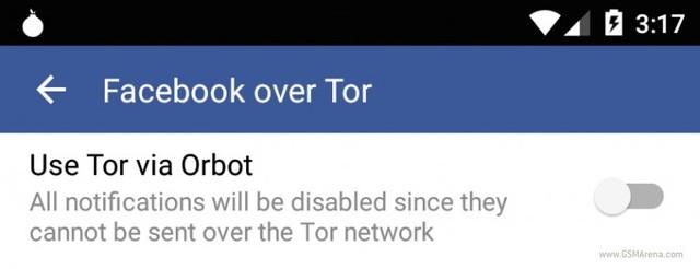 Facebook trên Android tích hợp Tor, công cụ của các hacker ảnh 1