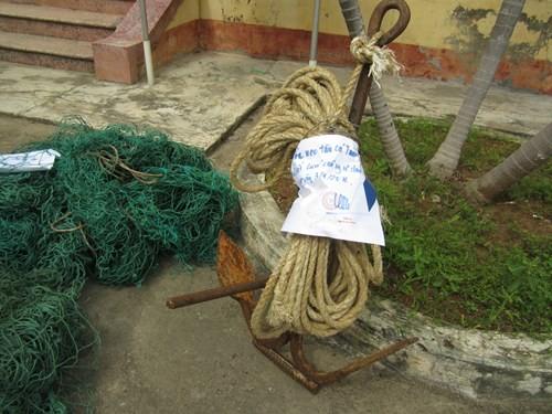 Tàu cá Trung Quốc nhiều lần phá hoại ngư cụ ngư dân Việt ảnh 1