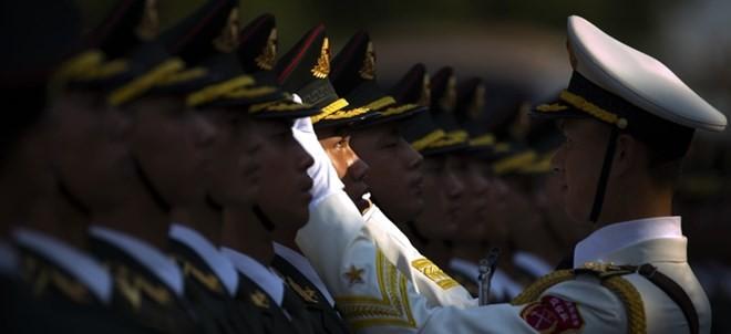 """Quân đội Trung Quốc xuất hiện """"lực lượng ma""""? ảnh 1"""