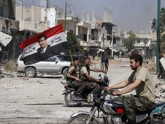 Thắng lớn ở Rabia, quân Syria mở đường tới sát biên giới Thổ Nhĩ Kỳ ảnh 1