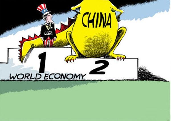 Trung Quốc xuống đáy lịch sử: Mối đe dọa toàn cầu ảnh 1