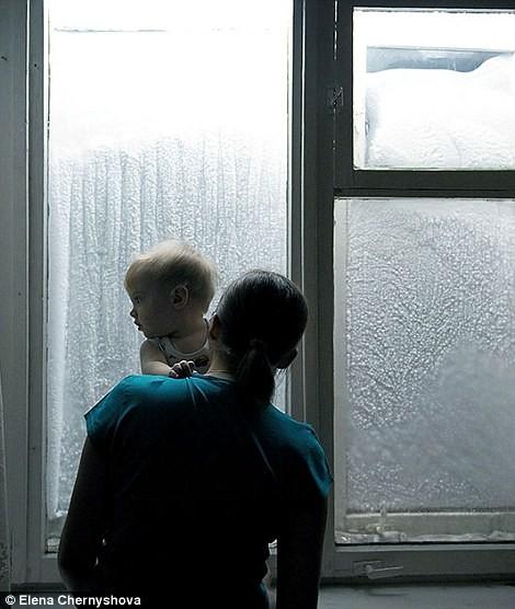 Cuộc sống ở nơi lạnh tới -55 độ C ảnh 17