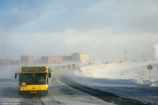 Cuộc sống ở nơi lạnh tới -55 độ C ảnh 11