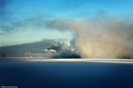 Cuộc sống ở nơi lạnh tới -55 độ C ảnh 13