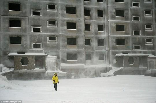 Cuộc sống ở nơi lạnh tới -55 độ C ảnh 12