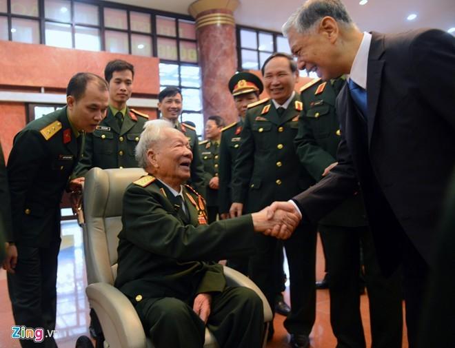 Đại tướng Ngô Xuân Lịch: 'Không để rơi vào bẫy của nước lớn'