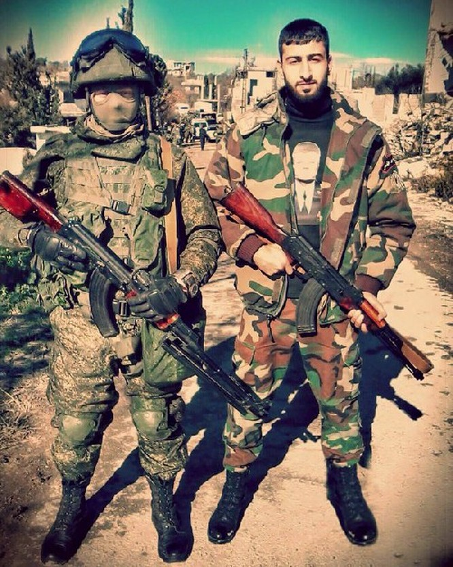 Đặc nhiệm Spetsnaz của Nga đã chính thức tham chiến ở Lattakia? ảnh 1