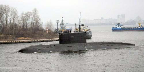 Nga 'phục hưng' vị thế tàu ngầm, châu Á phát sốt ảnh 2