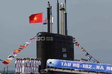 Nga 'phục hưng' vị thế tàu ngầm, châu Á phát sốt ảnh 1