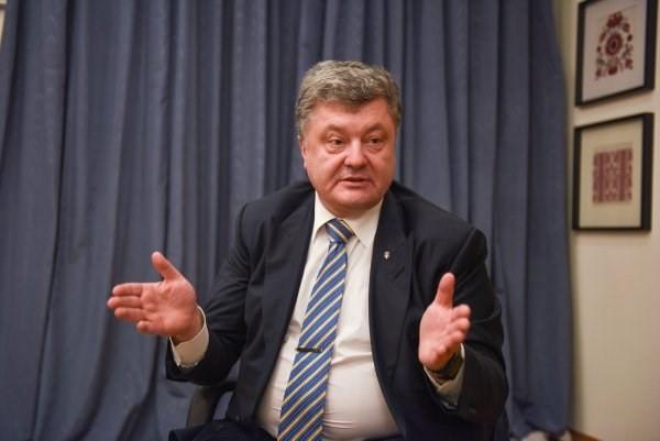 """Poroshenko: Những xung đột trên thế giới """"đều vì Nga gây hấn"""" ảnh 1"""