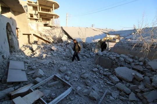IS giết cố vấn quân sự Nga tại Syria ảnh 1